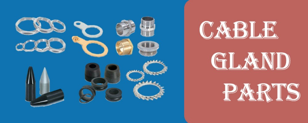 Cable Gland Parts Name: Definitive Guide - Metal Cable Gland